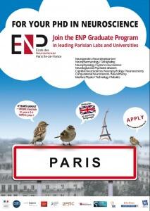 ENP Graduate program 2016