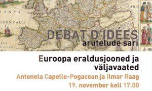 Affiche débat d'idées Antonela pour Facebook