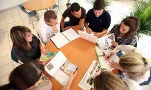 kandideerimine avatud uste päev õppimine prantsusmaal prantsuse instituut üliõpilased prantsuse keel ülikool