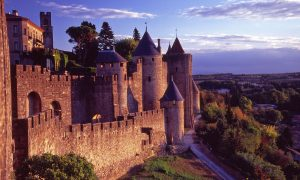 Rempart Carcassonne
