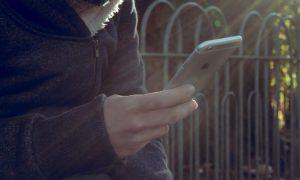 utilisateur Iphone