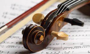 violon musique classique