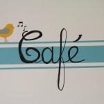 café, dessin, oiseau, chant, Institut Français