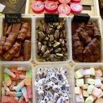 Bonbons, chocolats, piquants, enfants, Institut Français,