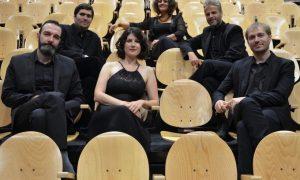 Macadam Ensemble, groupe, musique, chants, Tallinn, Estonie, institut français, percussions, voix, histoire, concert