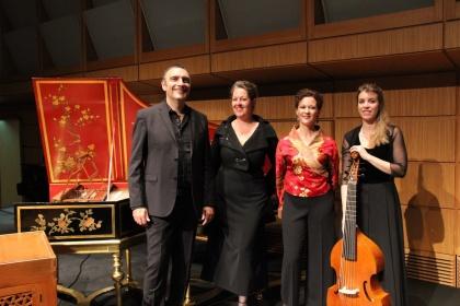 Les Paladins, Haapsalu Vanamuusikafestival, Marc‐Antoine Charpentier, musique ancienne