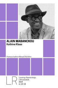 Alain Mabanckou Katkine Klaas