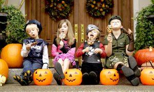 atelier d'Halloween