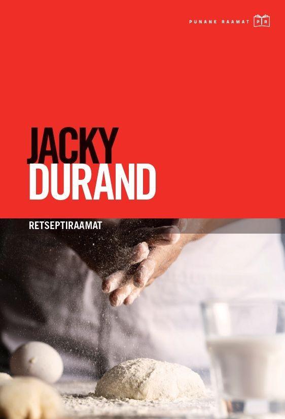 Prantsuse lugemisklubi Jacky Durand Retseptiraamat