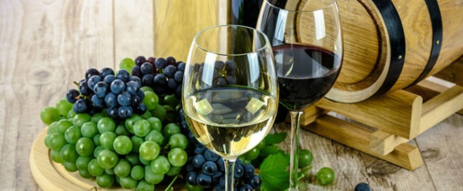 Vin rouge et vin blanc en France - apprendre les bases scientifiques de la culture de la vigne et de la vinification