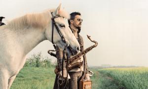 Jazzical Sylvain Rifflet trubaduurid