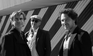 David Chevallier Trio Anett Tamm